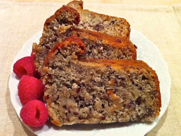 Slow-Baked Banana Bread