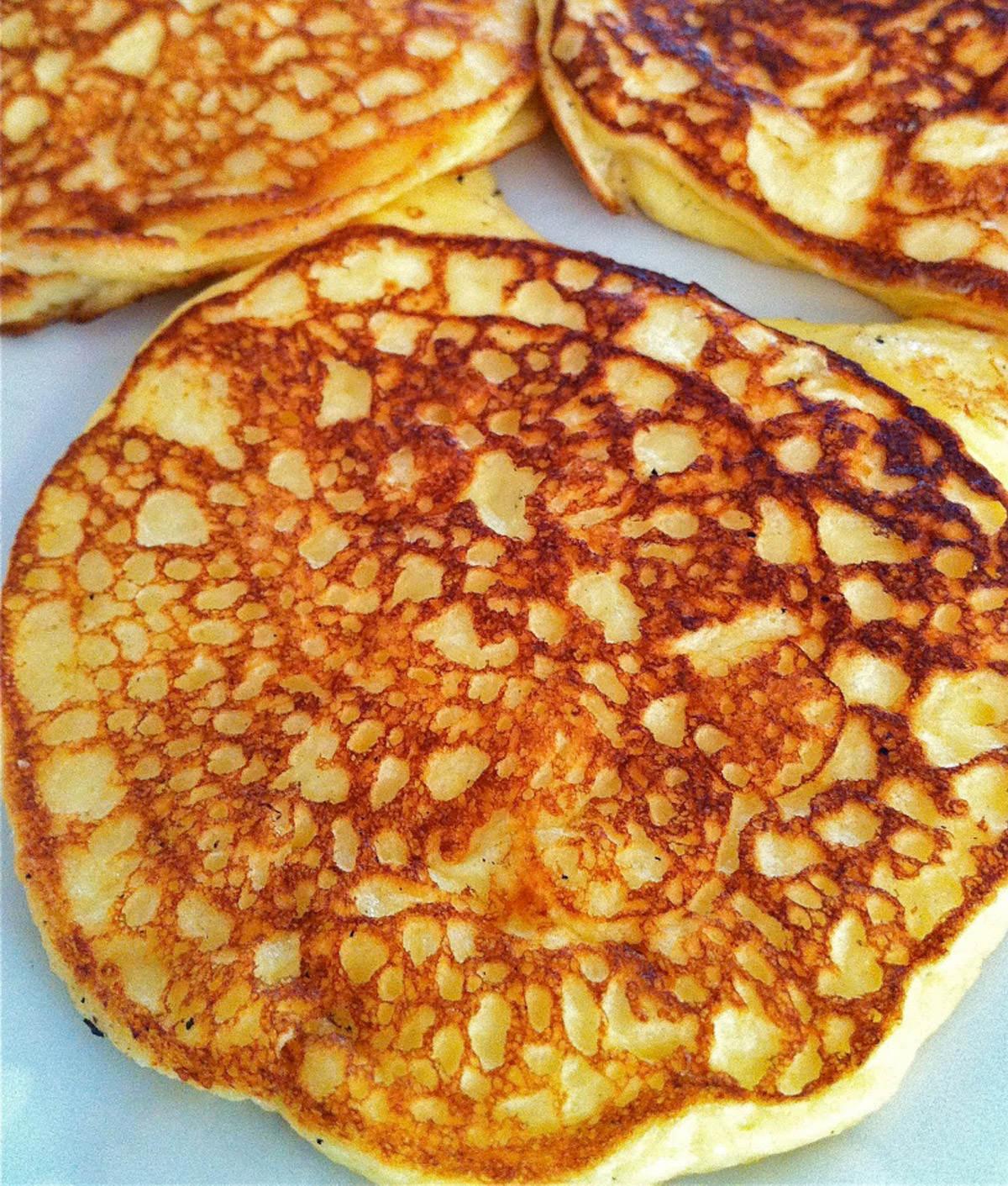 Kathleen S Cottage Pancakes The Fountain Avenue Kitchen