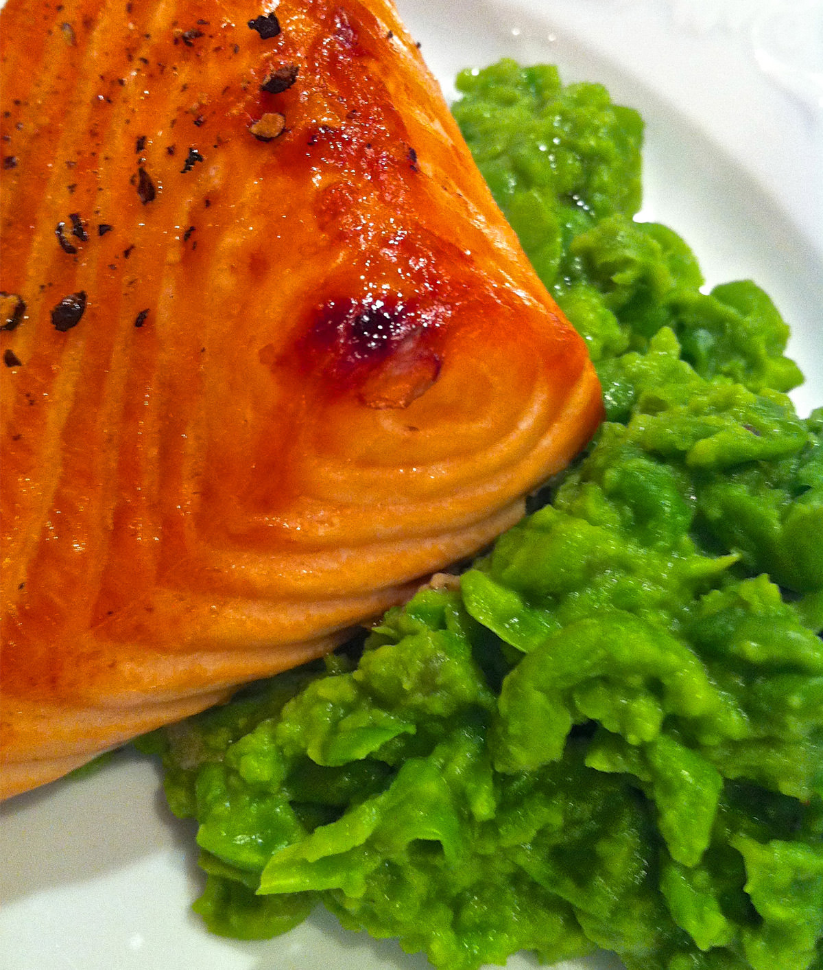 Mashed-Green-Peas