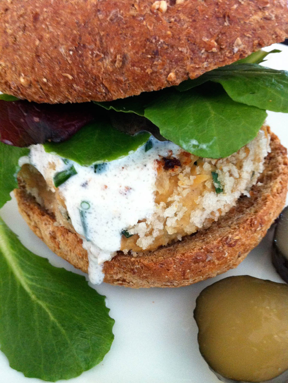 Potato-Chive-Salmon-Burgers