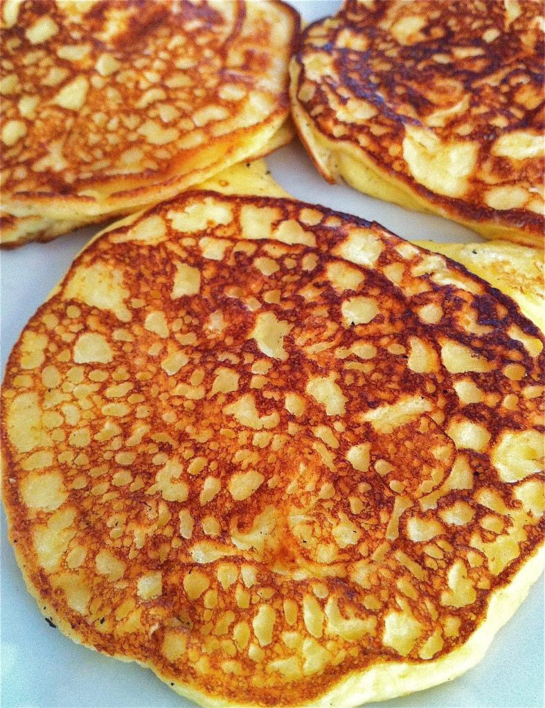 The Fountain Avenue Kitchen – Kathleen's Cottage Pancakes