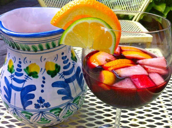 The Fountain Avenue Kitchen – Classic Spanish Sangria