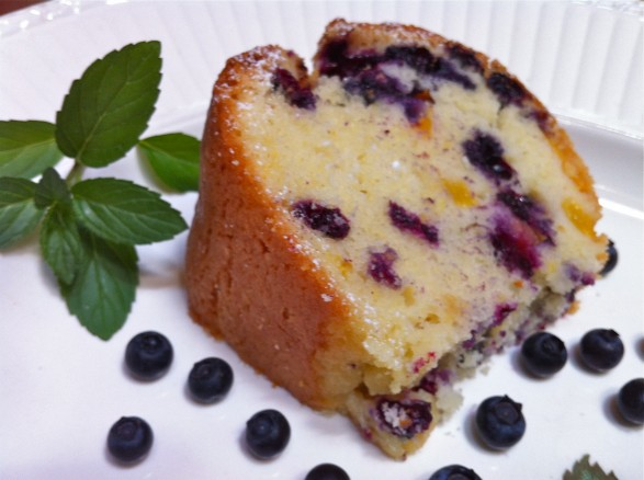 Blueberry Pound Cake Recipes — Dishmaps