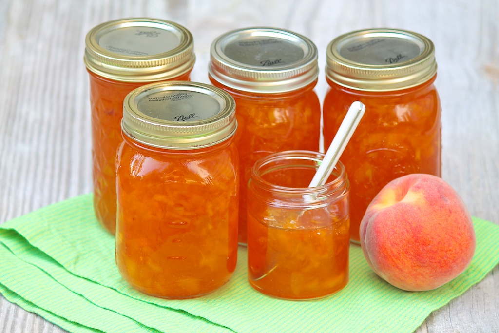 classic peach jam the fountain avenue kitchen