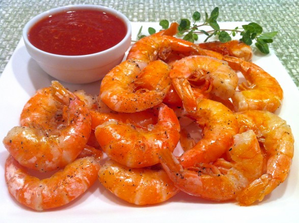 The Fountain Avenue Kitchen – Roasted Peel-and-Eat Shrimp ...