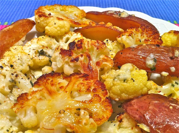 New Potatoes With Cheese And Tomatoes Recipes — Dishmaps