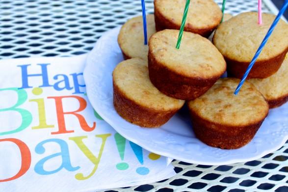 Honey Sweetened Corn Muffins Gluten Free Option The