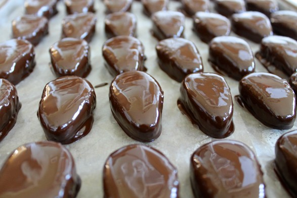 A time-tested recipe that rivals a Reese's peanut butter cup, this recipe can be prepared in stages and makes enough to share!