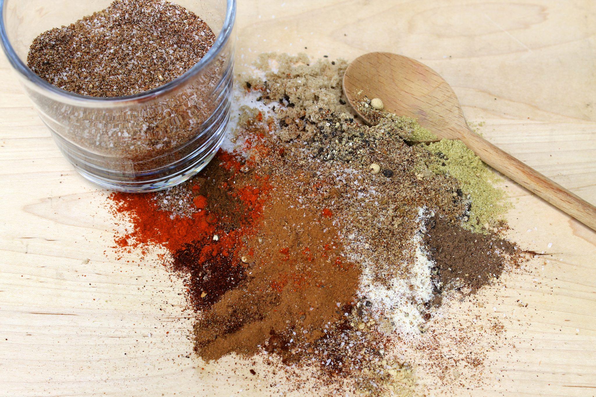 14 Spice Rub for Chicken — The Fountain Avenue Kitchen