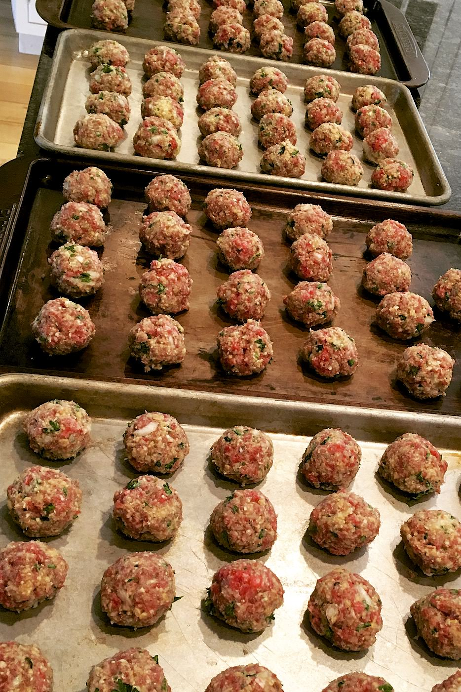 Jen's Incredible Baked Meatballs have been a reader and family favorite for years!