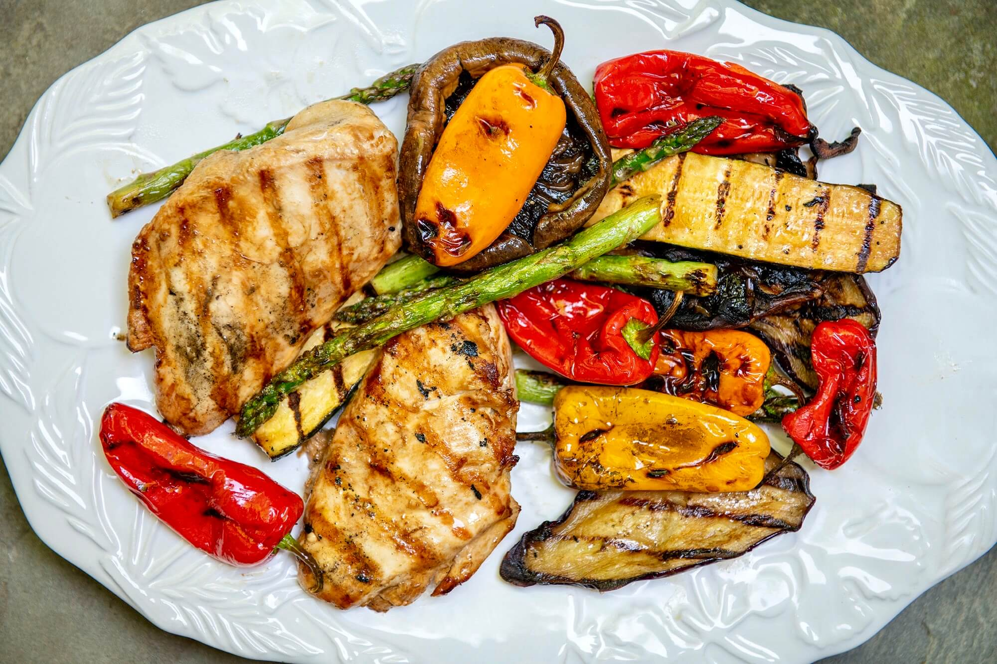This may be the easiest, tastiest, and most versatile marinade you've ever tried, and all you need is equal parts of three basic ingredients!