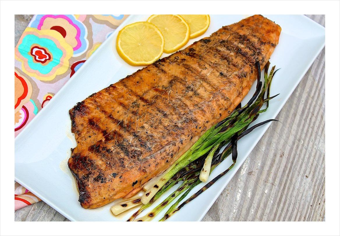 Seasame-Soy-Salmon