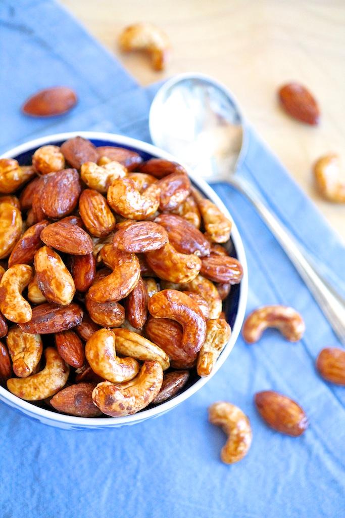 Tamari Roasted Almonds Maple Tamari Roasted Almonds