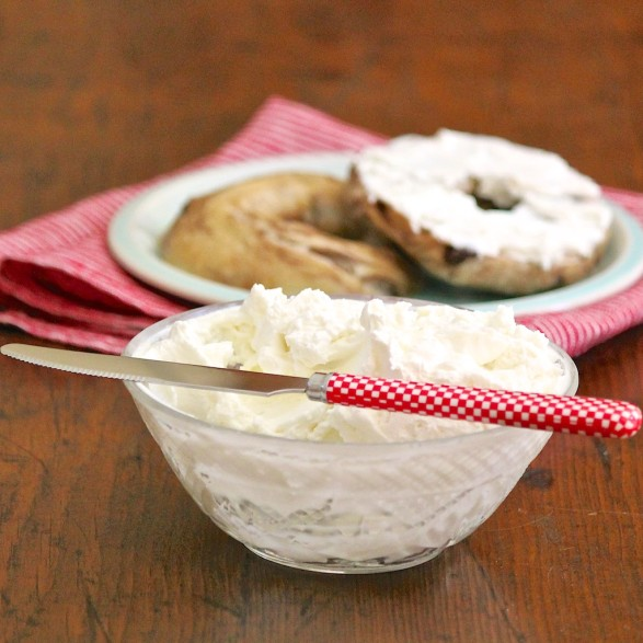 Easy Yogurt Cream Cheese