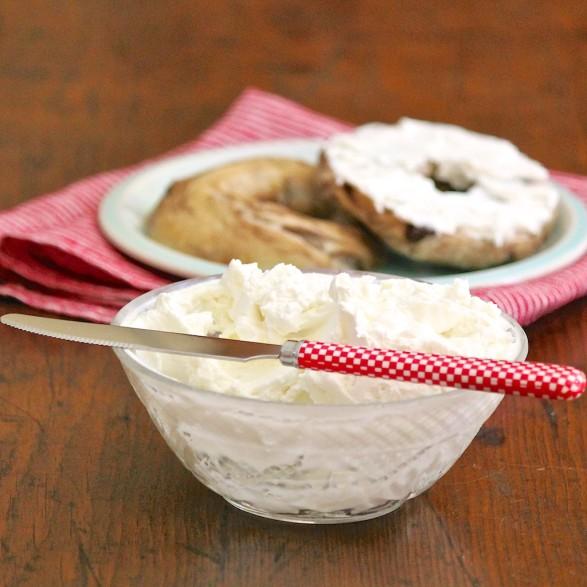 Easy Yogurt Cream Cheese
