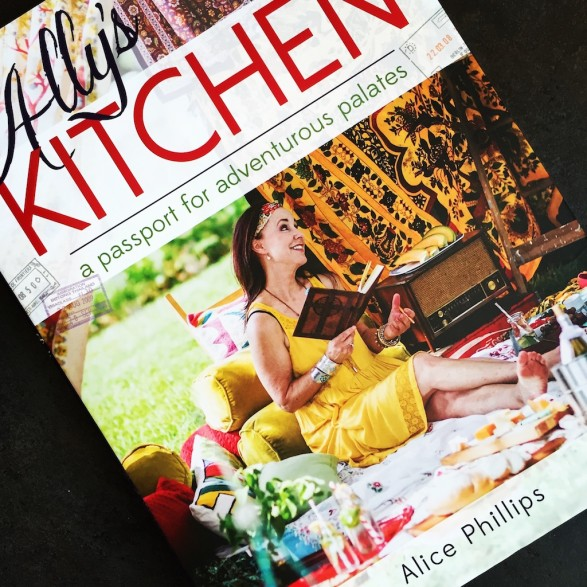 Ally's Kitchen -- a passport for adventurous palates