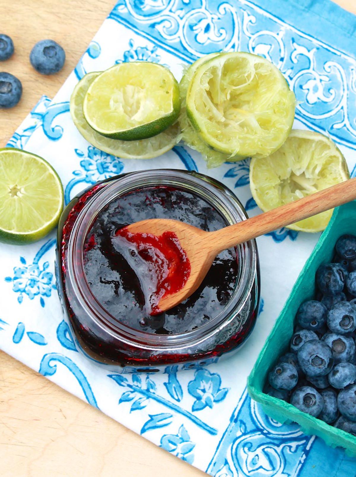 Blueberry-Lime-Jam