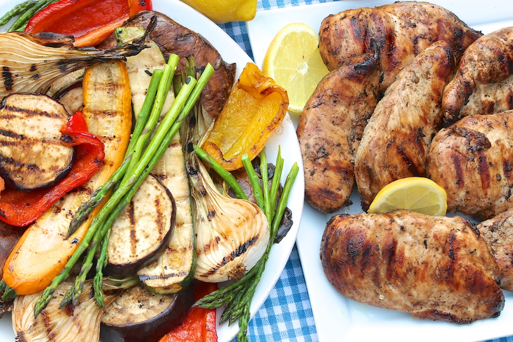 A 3-ingredient marinade makes a meal...and more