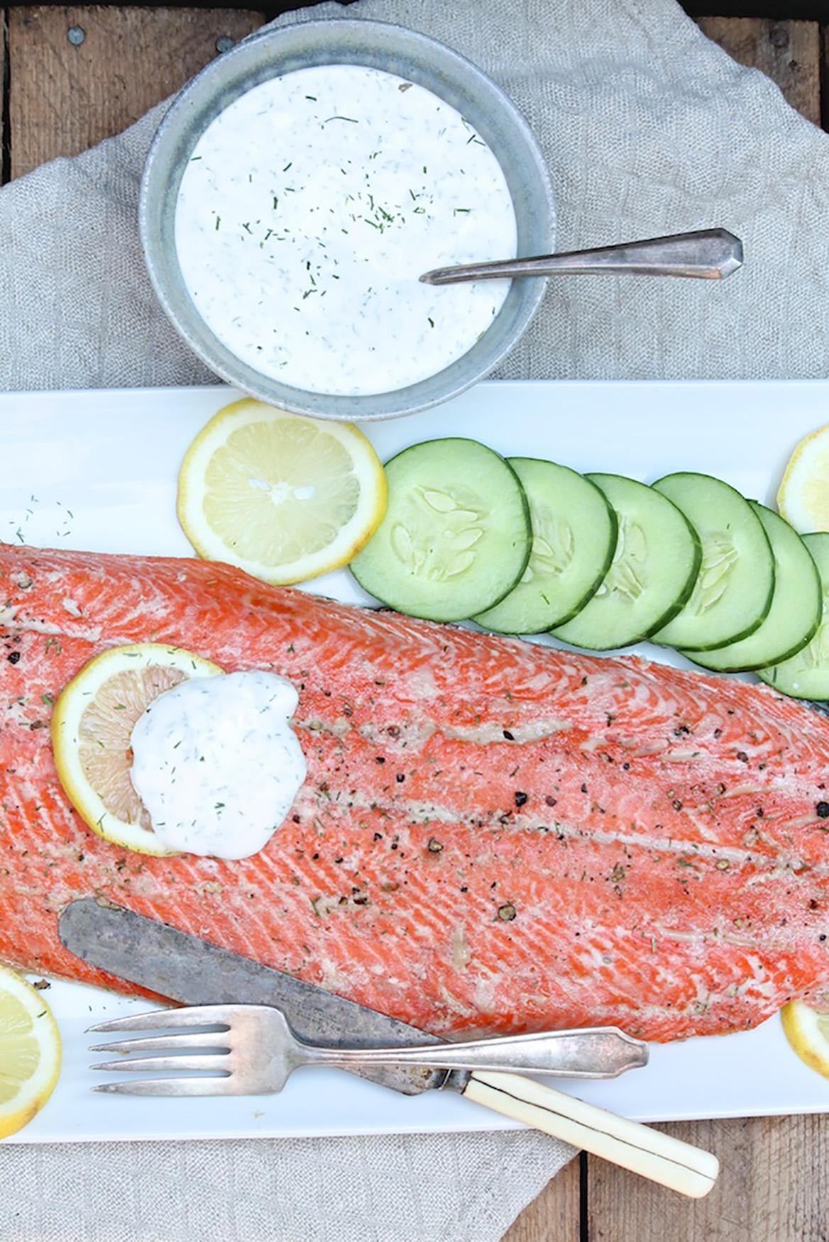 Party Salmon