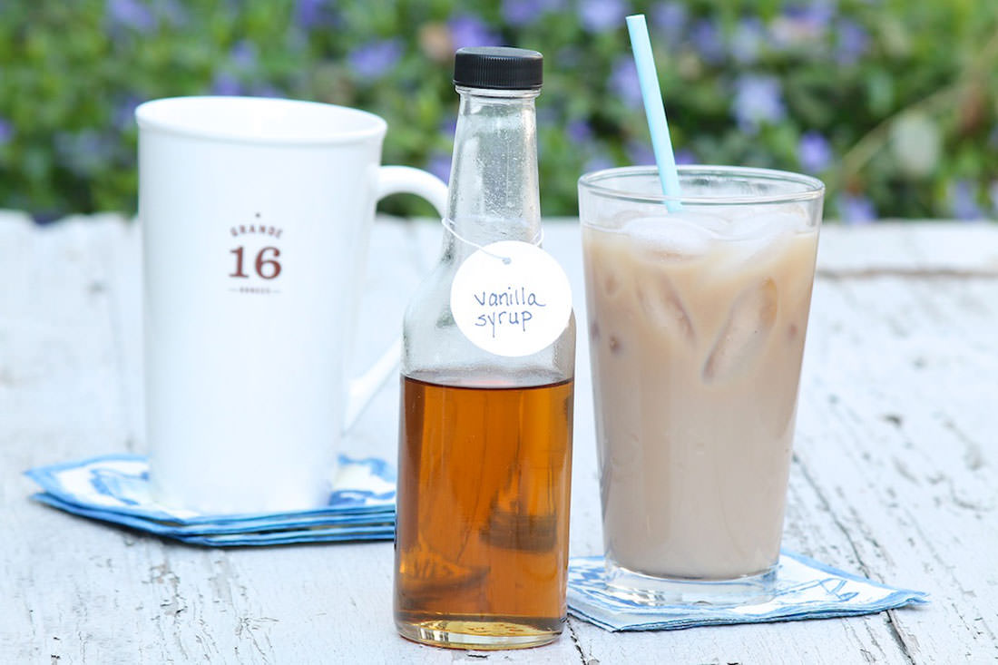 Simple Vanilla Syrup