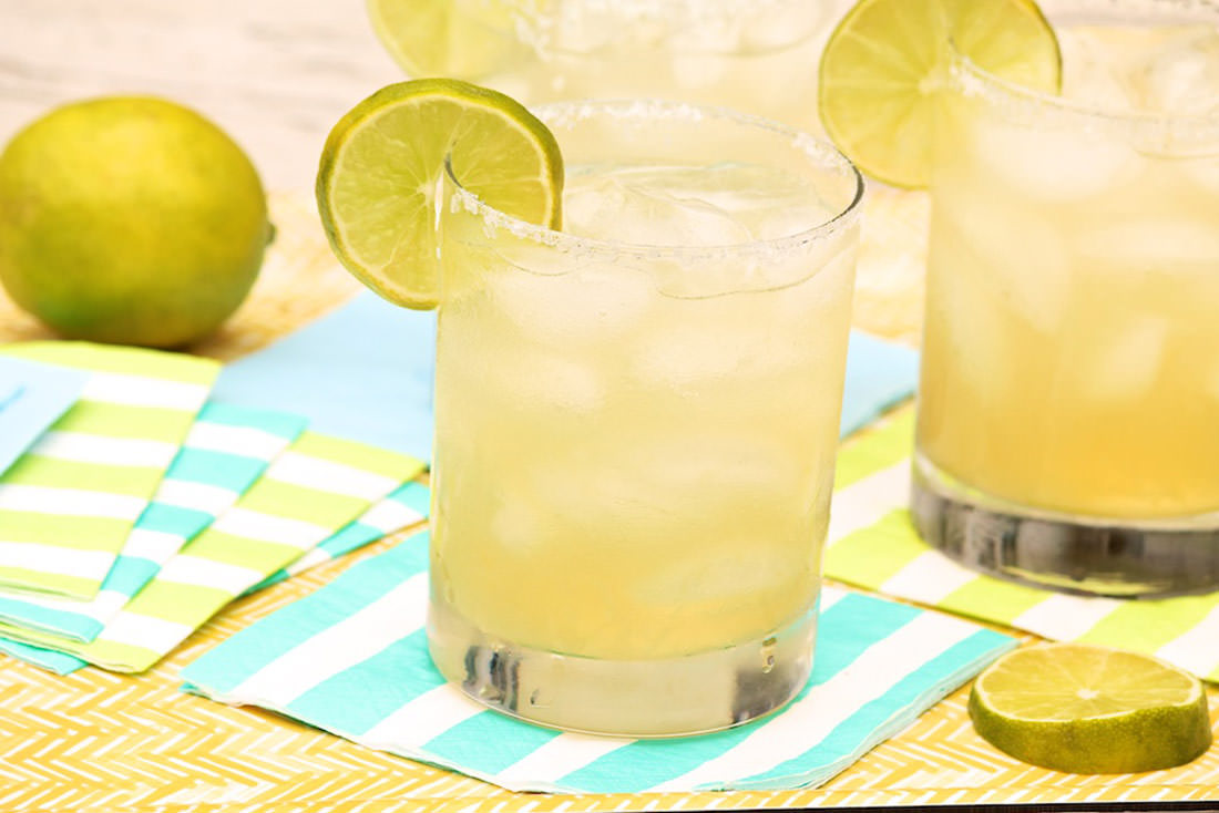 Easy Beer Margaritas