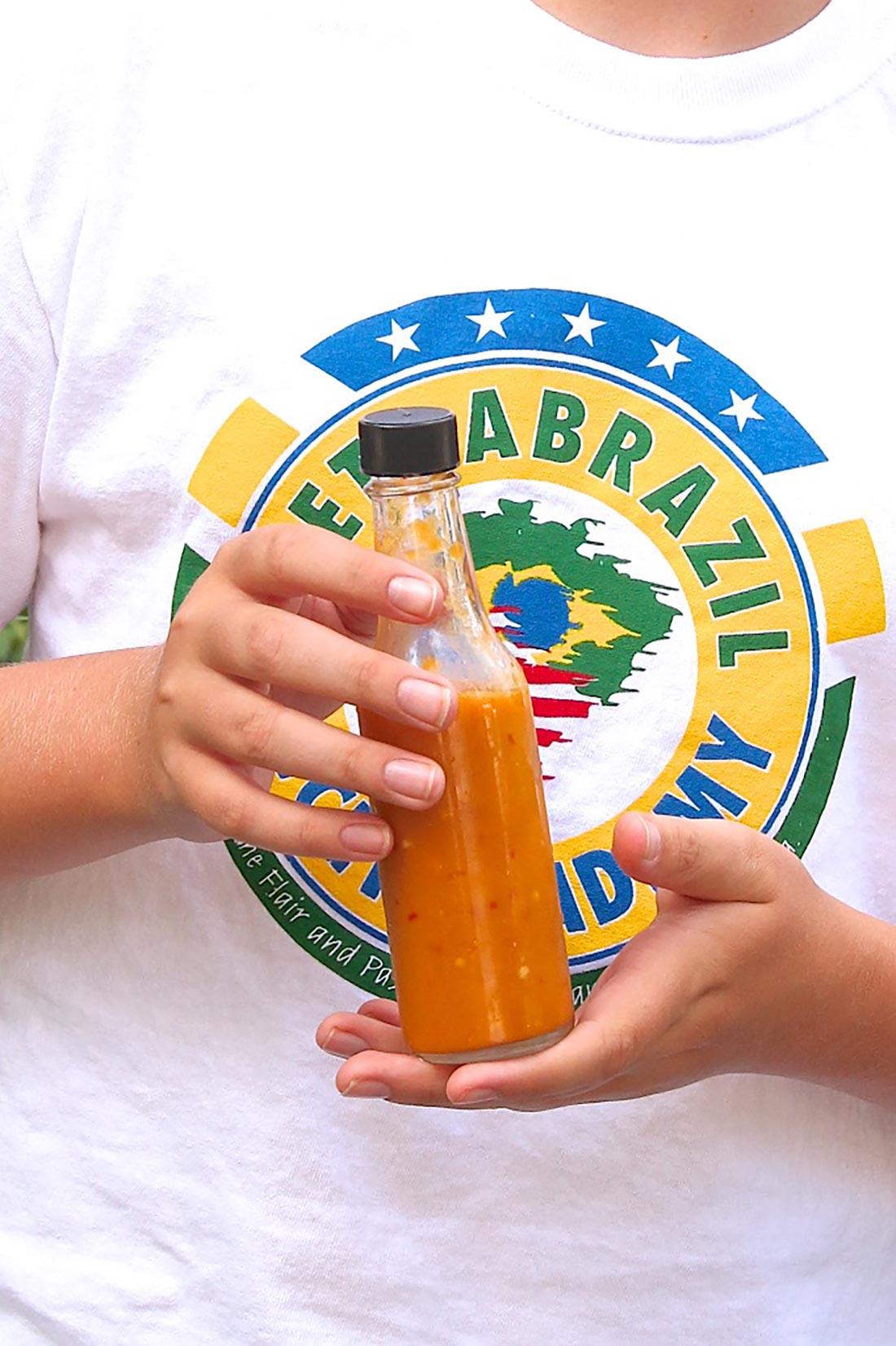 William's Habanero Hot Sauce