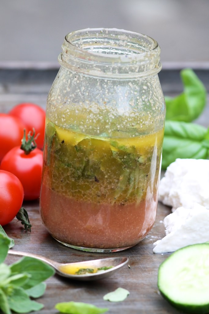 Absolutely Famous Greek Dressing and Marinade