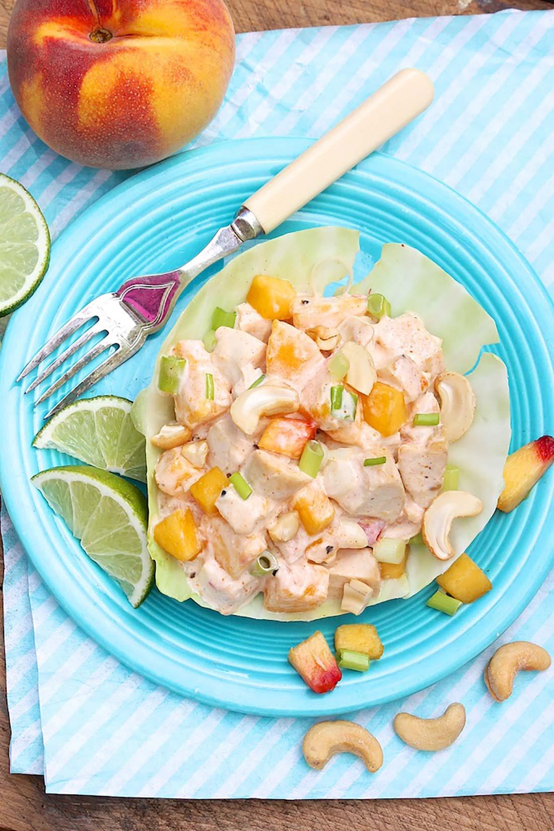 Summer Breeze Chicken Salad