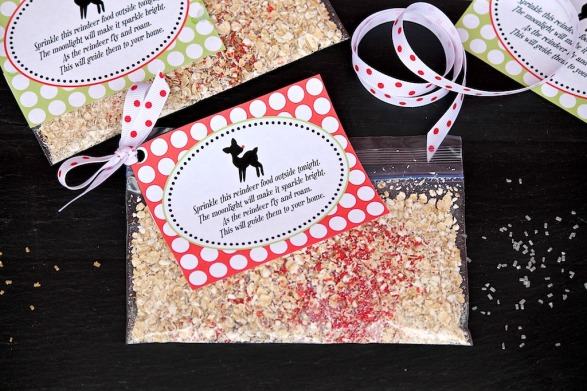 Magical reindeer food the fountain avenue kitchen magical reindeer food forumfinder Images