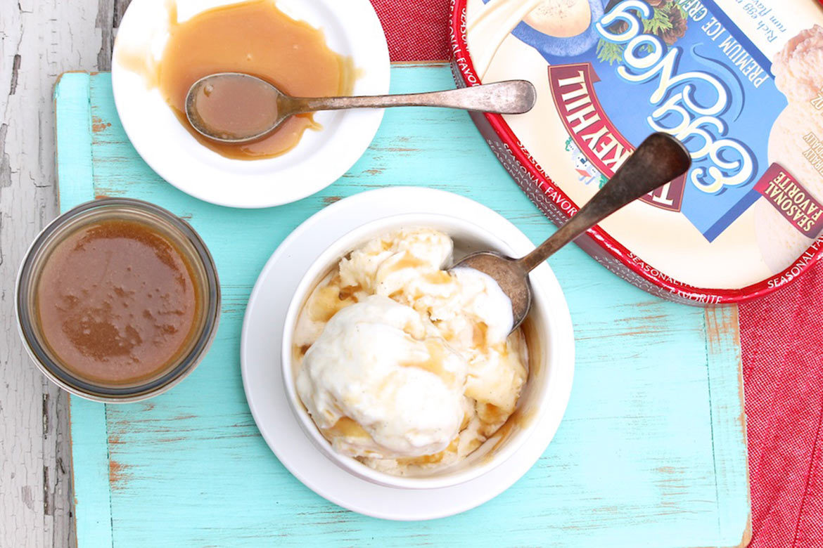 7-Minute Holiday Caramel Sauce