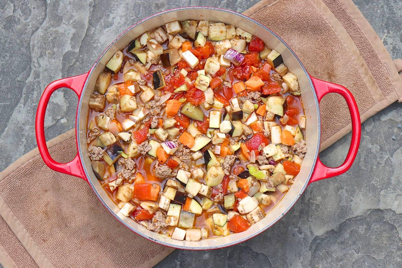 Christine's Eggplant Supper Soup – The Fountain Avenue Kitchen