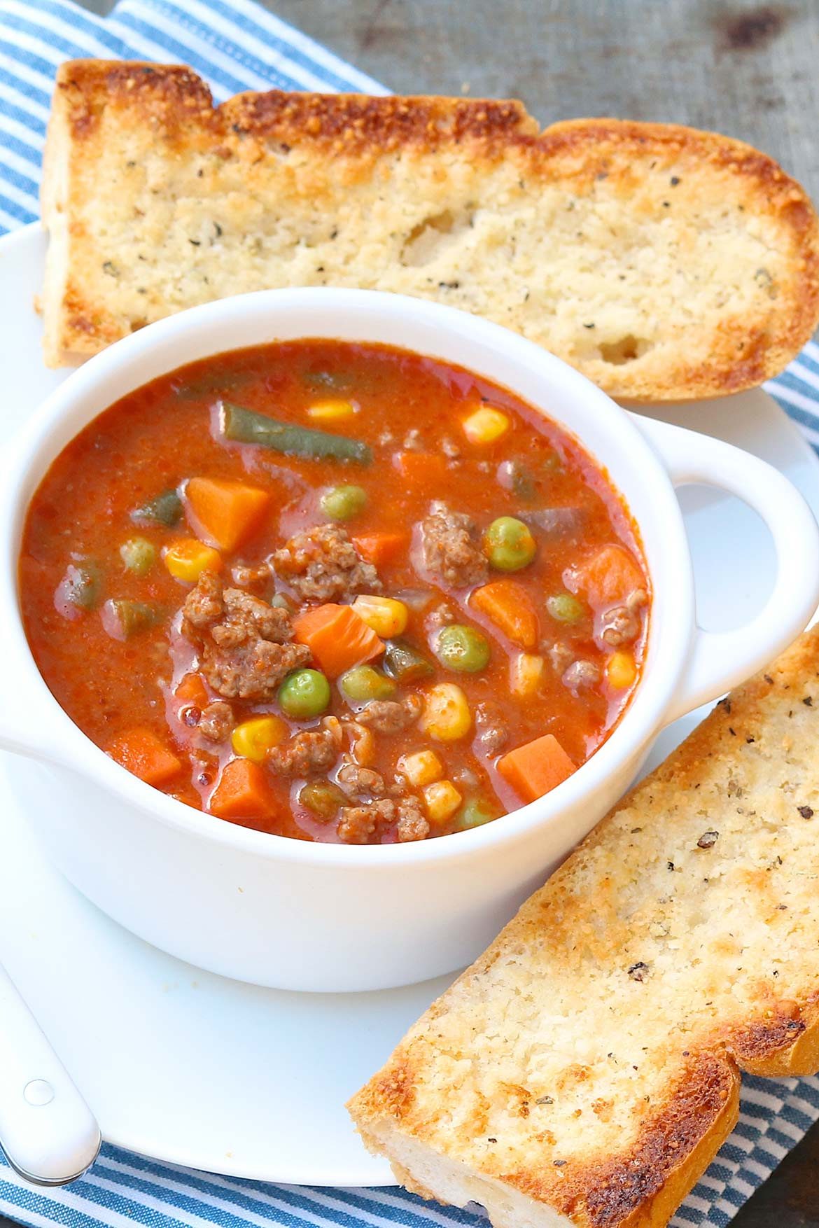 All Of The Ings Are Freezer Or Pantry Staples Making This A Convenient Meal To Have On Standby Canned Tomato Soup Is One Shortcuts Bag
