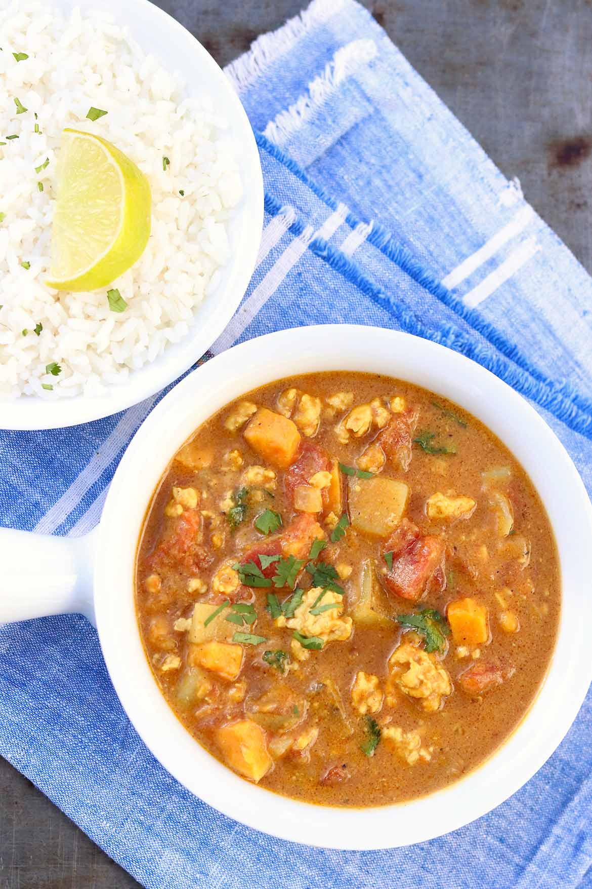Mary's African Peanut Soup – The Fountain Avenue Kitchen