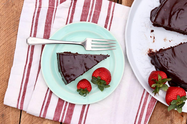 Foutnain Avenue Kitchen Flourless Cake