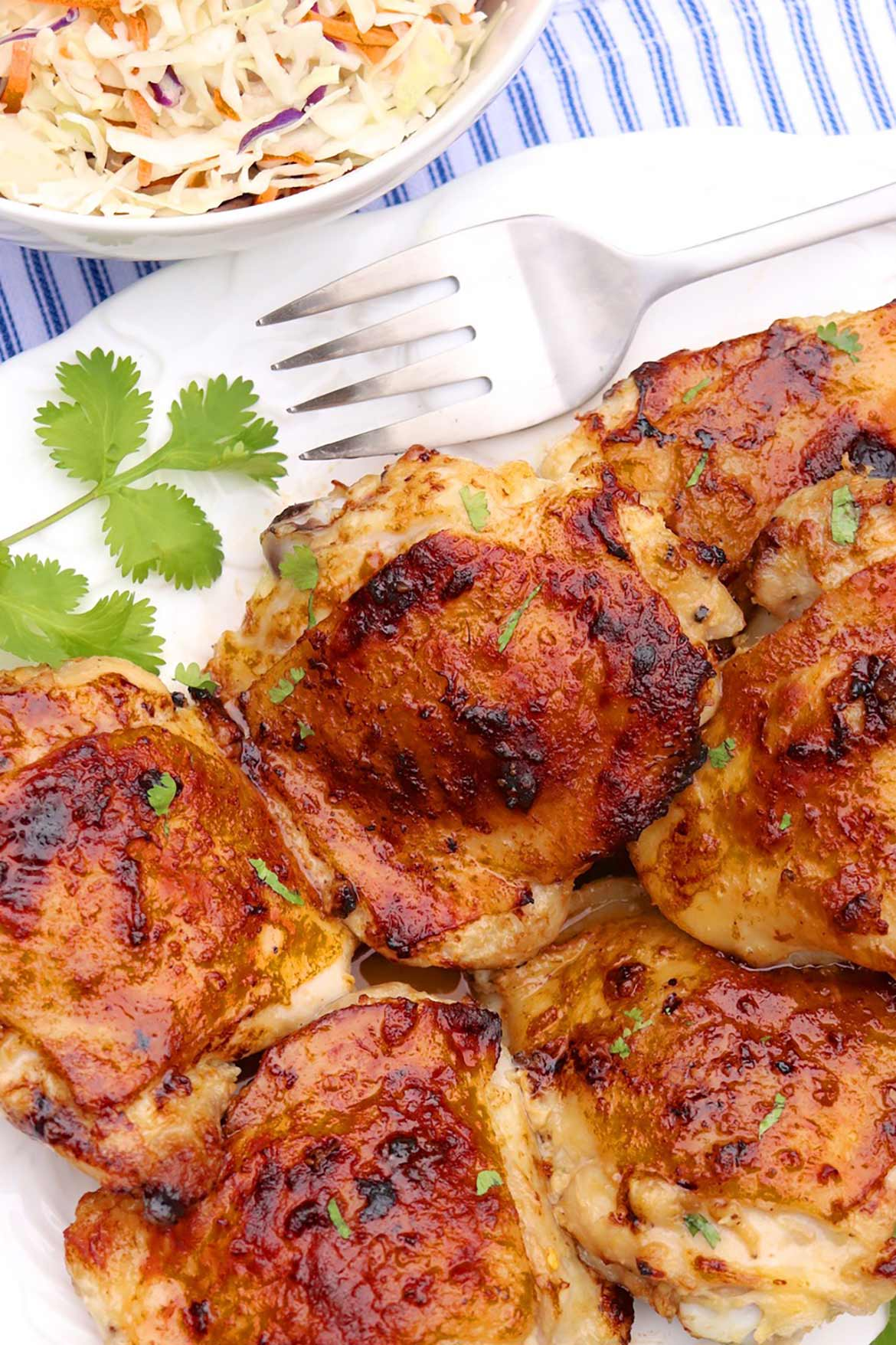 Miso Chicken The Fountain Avenue Kitchen