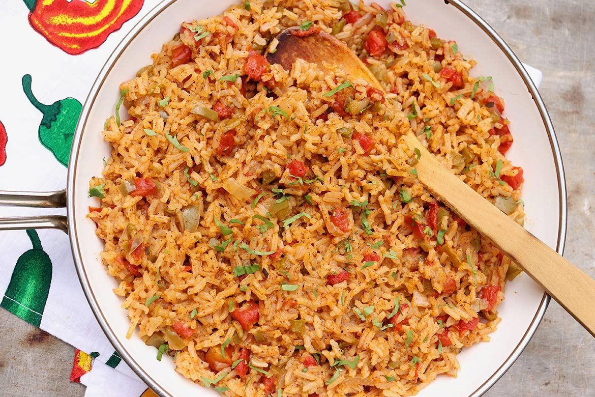 Spanish Rice – The Fountain Avenue Kitchen