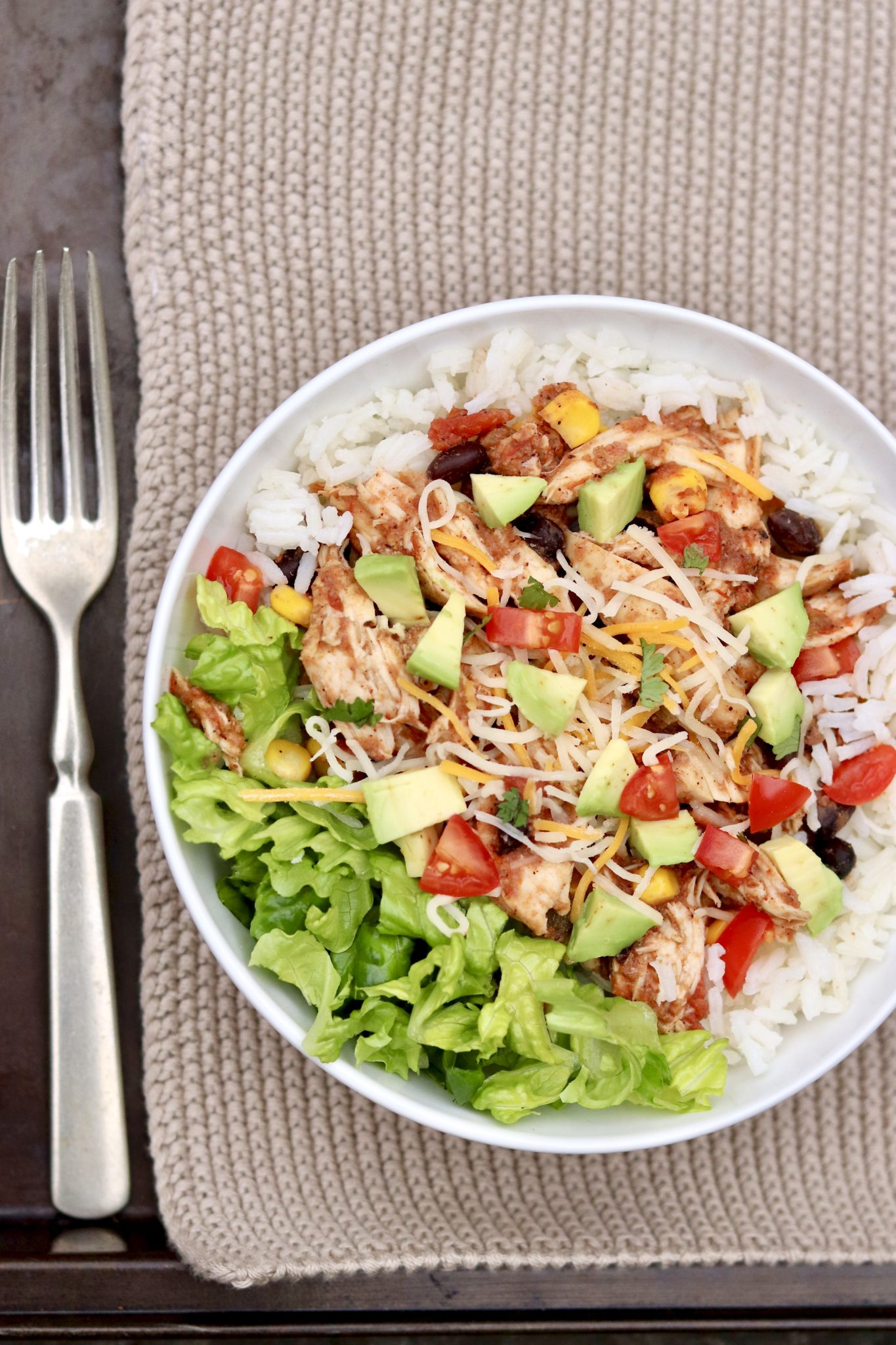 Slow Cooker Taco Chicken - Quick prep freezer bags of this flavor-packed meal will come to yourrescue on busy weeknights and any time you want tobring a meal to a friend. Family friendly and endlessly versatile!