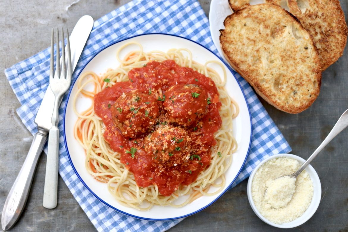 The long-simmered flavor reminiscent of your grandmother's classic marinara sauce can be yours in short order thanks to a brief list of key ingredients and one easy method!
