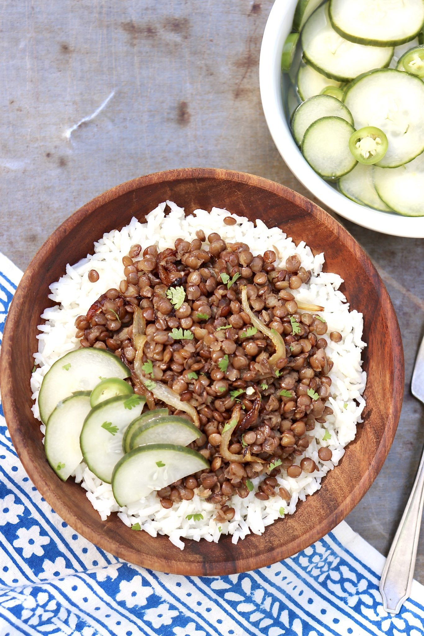"""This """"every day"""" South Asian dish is healthy comfort food at its best and requires just a short list of basic ingredients."""