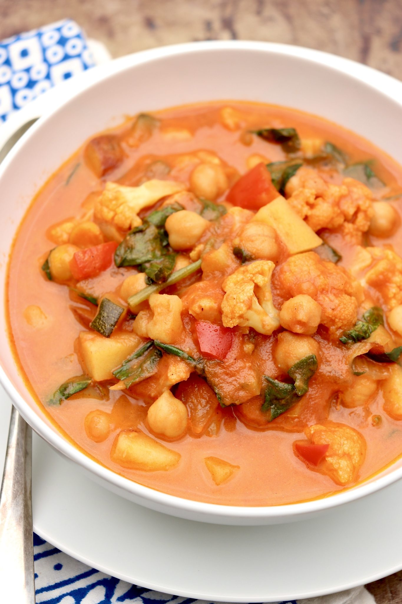 There are three cooking options for this deliciously hearty soup that satisfies even the most diehard meat eaters. The big yield is perfect for meal prep and tastes great all week long.