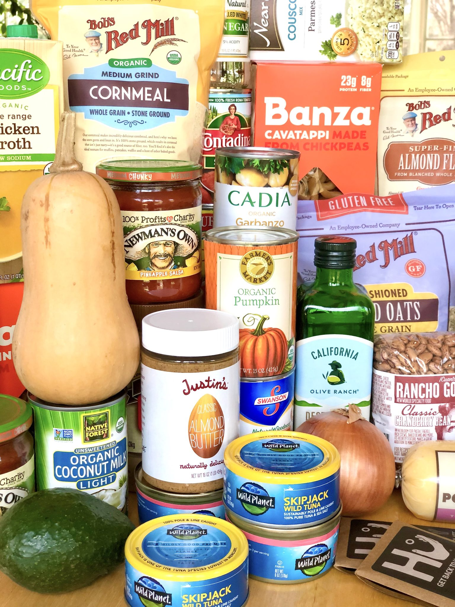 How to stock the perfect pantry (and freezer) for your own tastes and needs-and then cooking creatively from it-is easy with the following tips and ideas.