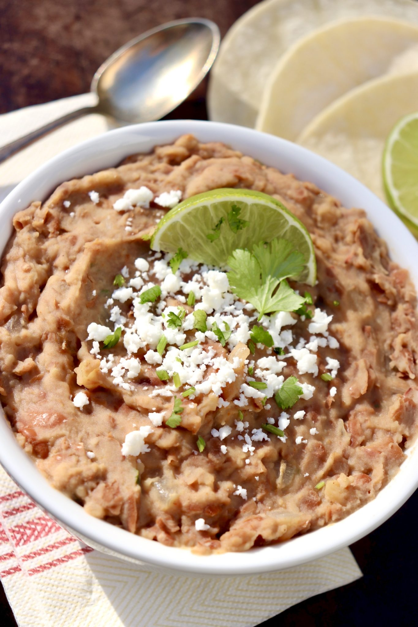 Quick & easy to make with pantry staples, loaded with healthy, plant-based protein, and the flavorful foundation of one of my go-to speedy dinners!