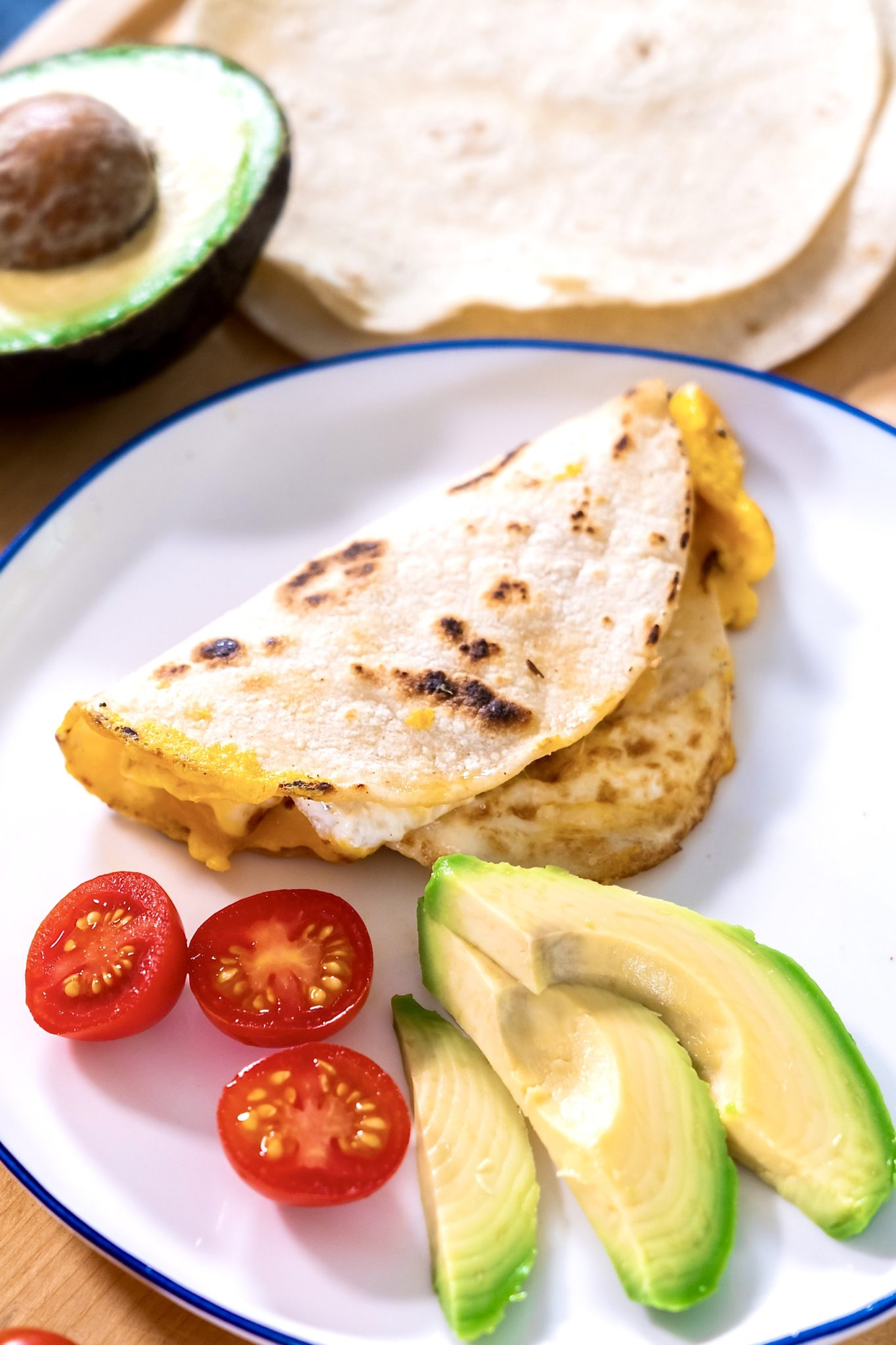 Protein-rich, economical, and super satisfying, this speedy egg taco hits the spot any time of day and can be made with three simple ingredients.