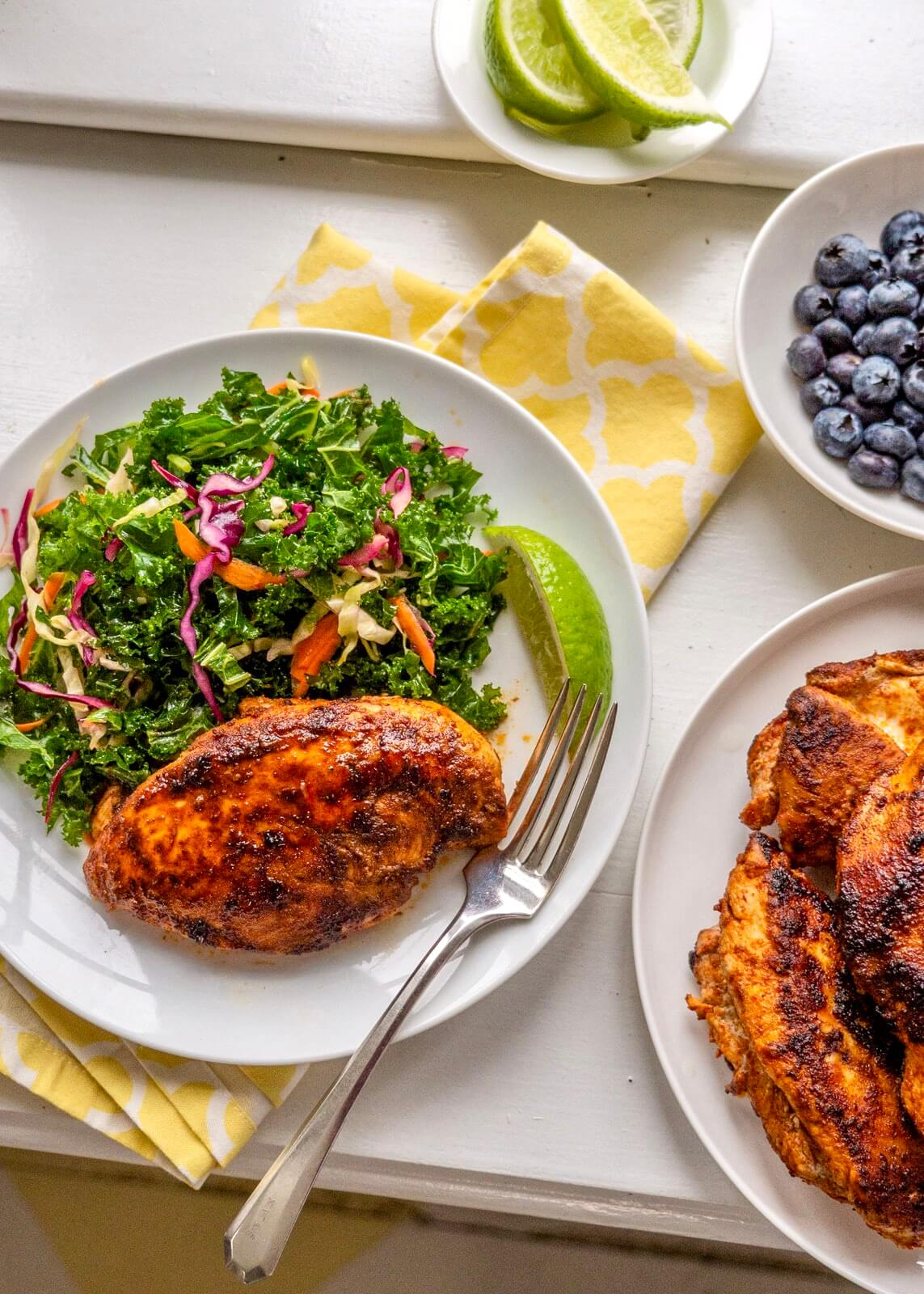 Watching your sodium intake can be challenging, although this recipe proves that you can skip the salt but keep the flavor. Plus, it's easy to make and the leftovers can be transformed into a brand new meal.