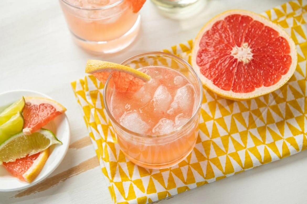 A delightful balance of sweet and tart, this eye-catching twist on the classic cocktail requires just three simple ingredients. The refreshing drink is also easy tocustomize with other liquors and flavors, and I've included a few of my favorites.