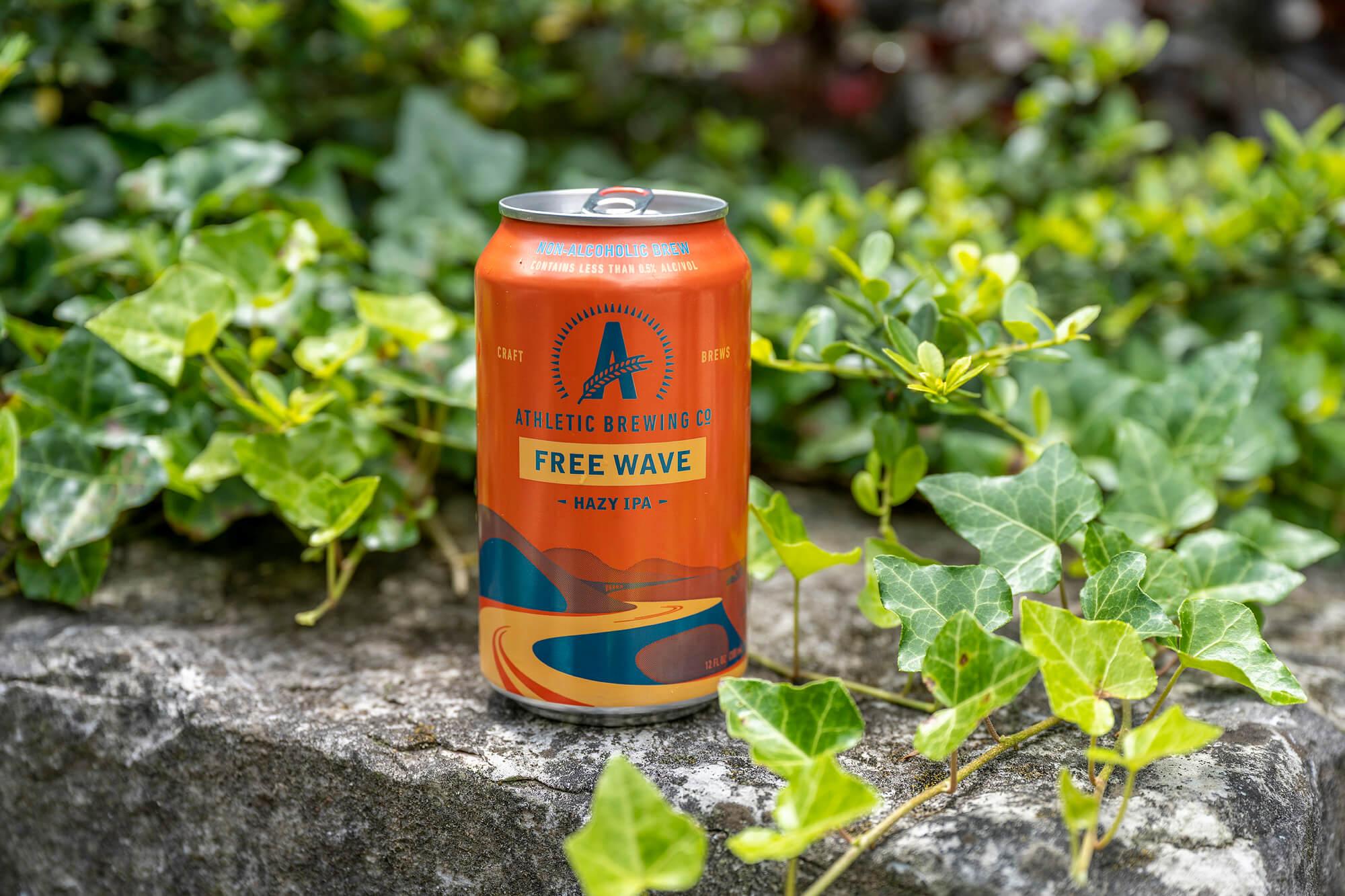 Athletic Brewing Company Free Wave Hazy IPA