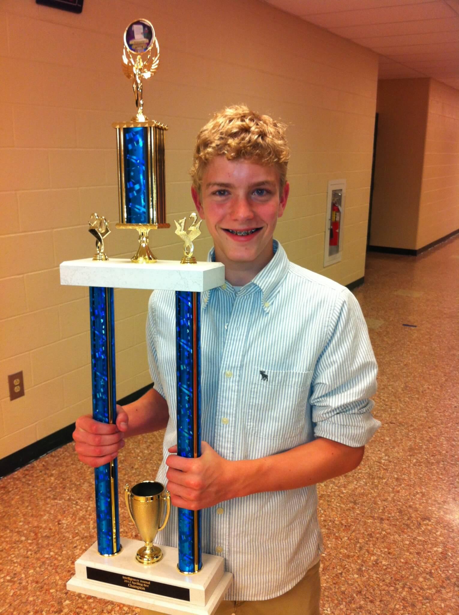 Spelling Bee Winner!