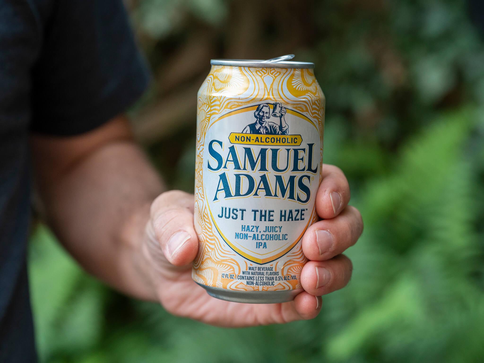 Samuel Adams Just The Haze IPA