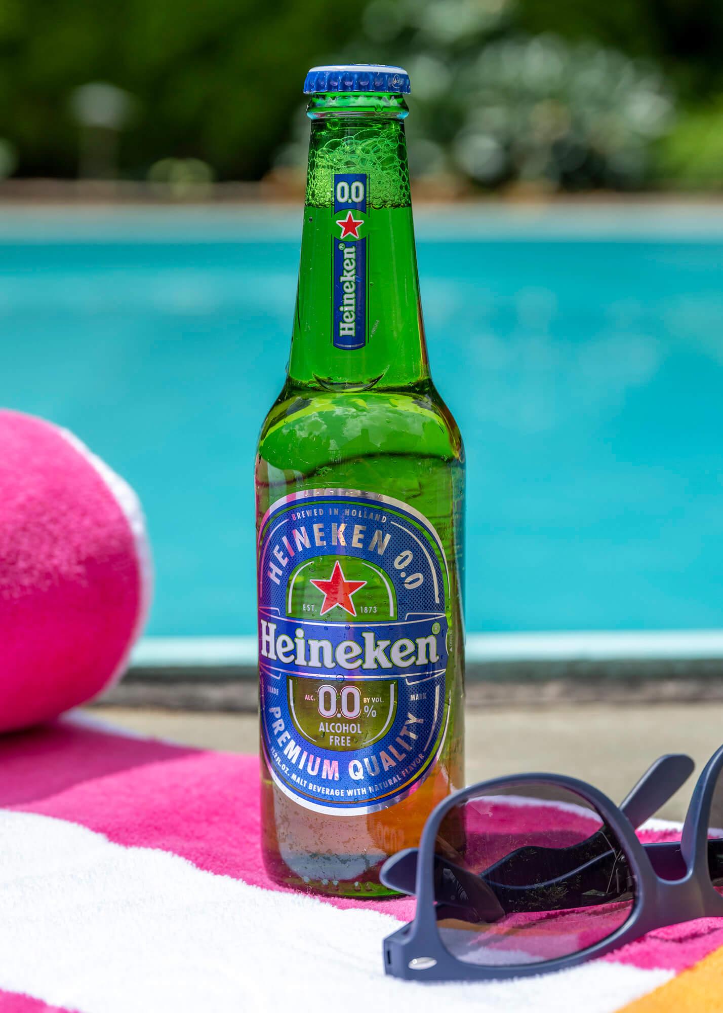 Heineken0.0 non-alcoholic beer