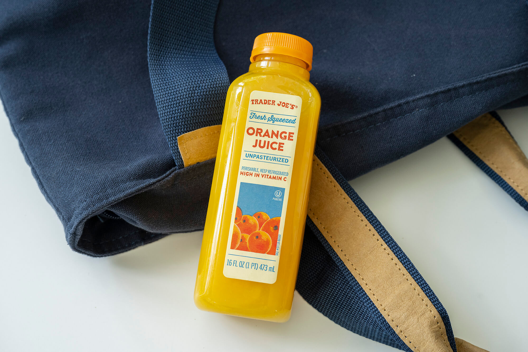 Trader Joe's Fresh Squeezed Orange Juice